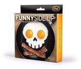 Pannenkoek en omeletvorm Skull _