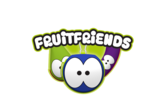 Fruit Friends appelhouder - roze_