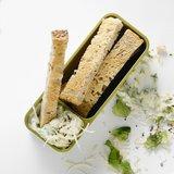 Snack 'n dipbox - groen_