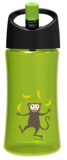 Waterfles Lime Monkey - Carl Oscar_