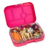 pre-order: Yumbox lunchtrommel Lotus pink | classic 6 vakken_
