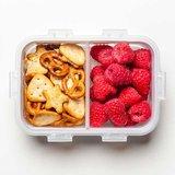 Snackbox met vakjes 460 ml. | Lock&Lock_