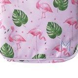 Montii geisoleerde lunchtas - Flamingo_