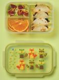 Sugarbooger lunchtrommel met vosjes_