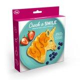 Omelet- en pannenkoekvorm Eenhoorn - Crack a Smile_