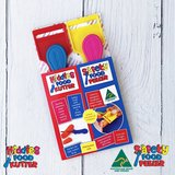 Kiddies food cutter - set van 4 _