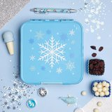 Snowflake  - Little lunchbox 3 vakken_