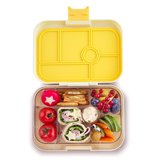 Yumbox lunchtrommel sunburst geel |classic 6 vakken_