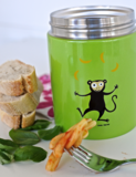 Thermo food jar oranje eland | Carl Oscar_