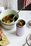 Chilly's foodpot - blush purple 500 ml._