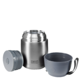 Thermos voedselcontainer grijs 450 ml. | Lurch_