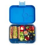 Yumbox lunchtrommel Johdpur blauw | panino 4 vakken