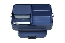 Bento lunchbox large - Nordic Denim