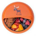 Snackdisk oranje eland | Carl Oscar