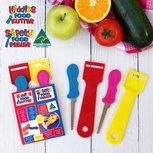 Kiddies food cutter - set van 4