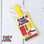 Kindvriendelijk mes - geel | Kiddies foodkutter
