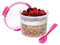 Breakfast to go - roze | Sistema