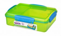 Lunchbox snack attack duo - groen | Sistema