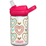 Camelbak kinderfles Eddy - hearts 400 ml.