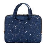 Yumbox sleeve - Marineblauw met gouden sterren met handgrepen