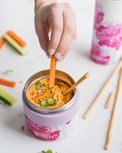 Thermo voedselcontainer pink blossom | Kambukka
