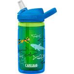 Camelbak kinderfles dubbelwandig - haaien 400 ml.