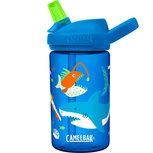 Camelbak kinderfles Eddy - glow in the dark shark