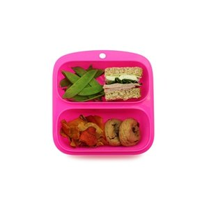 Small meal roze - 2 vaks lunchtrommel