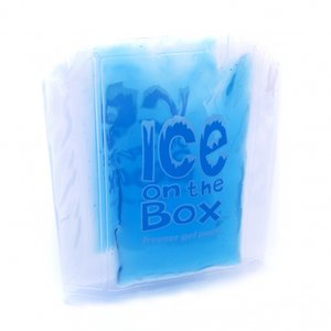 Ice on the box - ijszakje
