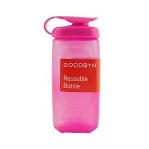 Goodbyn drinkfles roze