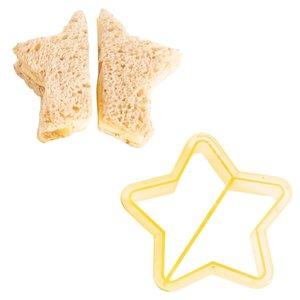 Boterham uitsteker ster