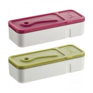 Snack 'n dipbox - groen