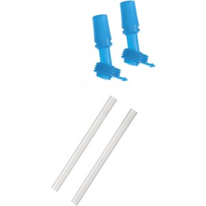 Reserveset Camelbak - mondstuk en rietjes blauw