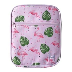 Montii geisoleerde lunchtas - Flamingo