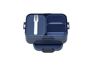 Bento lunchbox midi - Nordic Denim