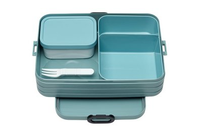 Bento lunchbox large - Nordic Green