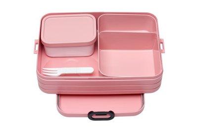 Bento lunchbox large - Nordic Pink
