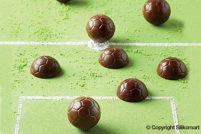 Siliconen vorm voetbal | Silikomart