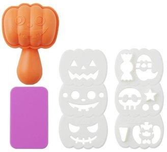Pompoen Halloween rijstvorm