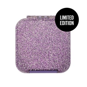 Little Lunchbox mini - glitter purple - LIMITED EDITION