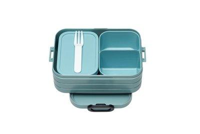 Bento lunchbox midi - Nordic Green