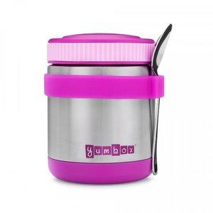 Yumbox food jar - roze/paars