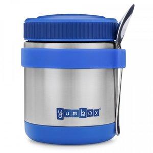 Yumbox food jar - blauw