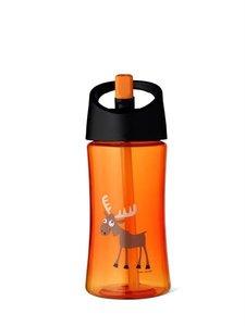 Waterfles orange eland - Carl Oscar