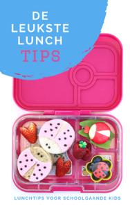 Mini boekje De leukste lunch tips - 15 stuks
