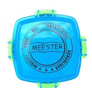 Sticker 'Bedankt voor het fantastische schooljaar Meester'