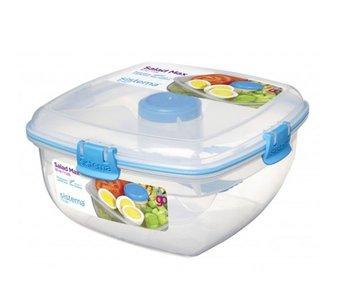 Salade lunchbox - blauw | Sistema