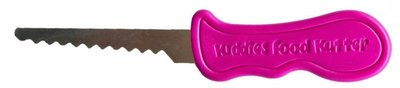 PRE-ORDER: Kindvriendelijk mes - roze| Kiddies foodkutter