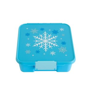Snowflake  - Little lunchbox 3 vakken