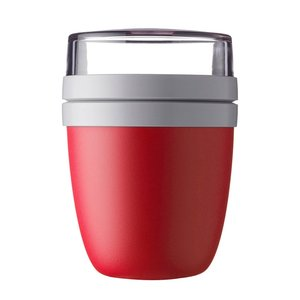 Yoghurtbeker red - Mepal lunchpot eclips